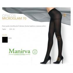 Panty mujer microfibra 70 den